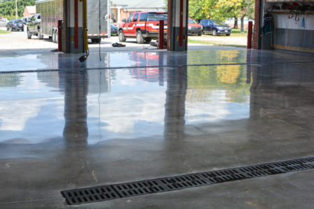 Concrete Polishing Cincinnati OH